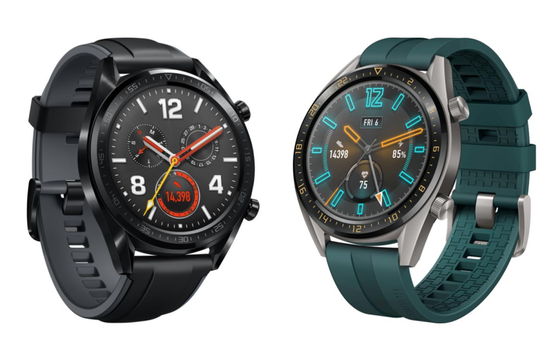 Huawei Watch GT : la meilleure montre connectée à moins de 100 euros