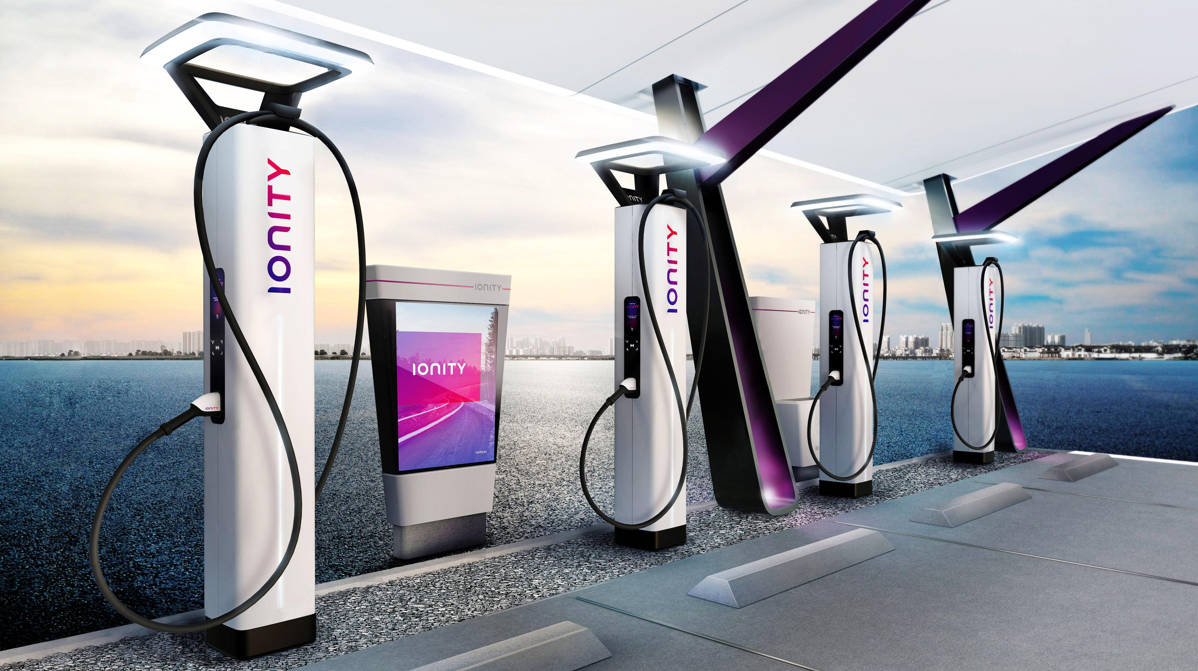 Ionity lance sa fonction Plug & Charge pour faciliter la recharge des voitures électriques