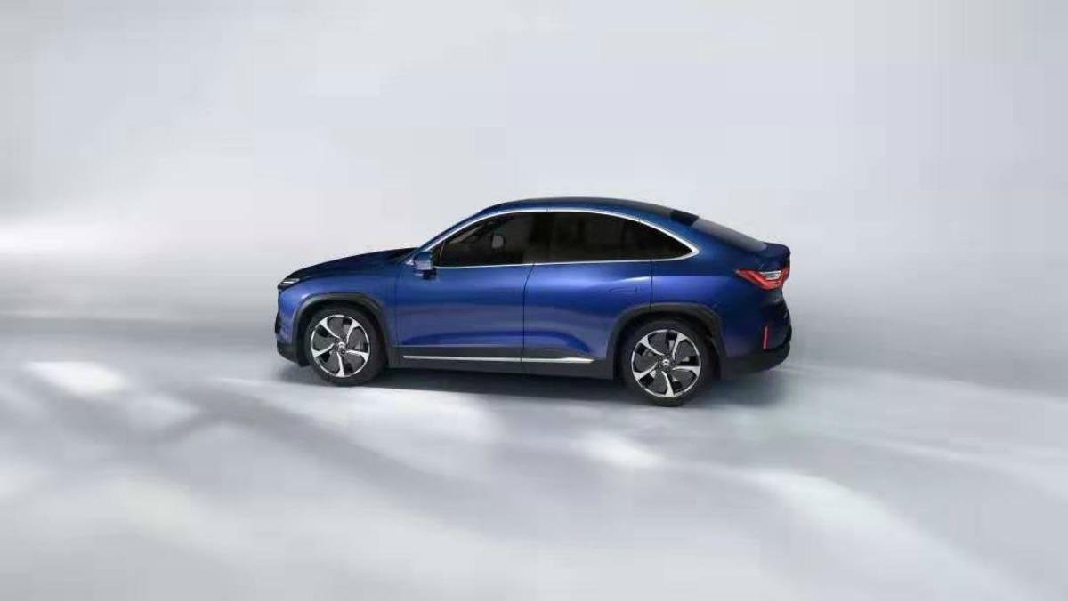 Nio révèle son SUV électrique EC6, énième concurrent du Tesla Model Y en Chine