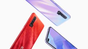 Huawei Nova 6 et Nova 6 5G officialisés : caractéristiques, prix et disponibilité