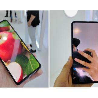 Oppo dévoile un prototype de smartphone avec une caméra selfie intégrée sous l'écran