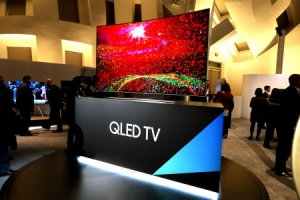 Samsung Display accélère sur les TV QLED et arrête la fabrication de dalles LCD