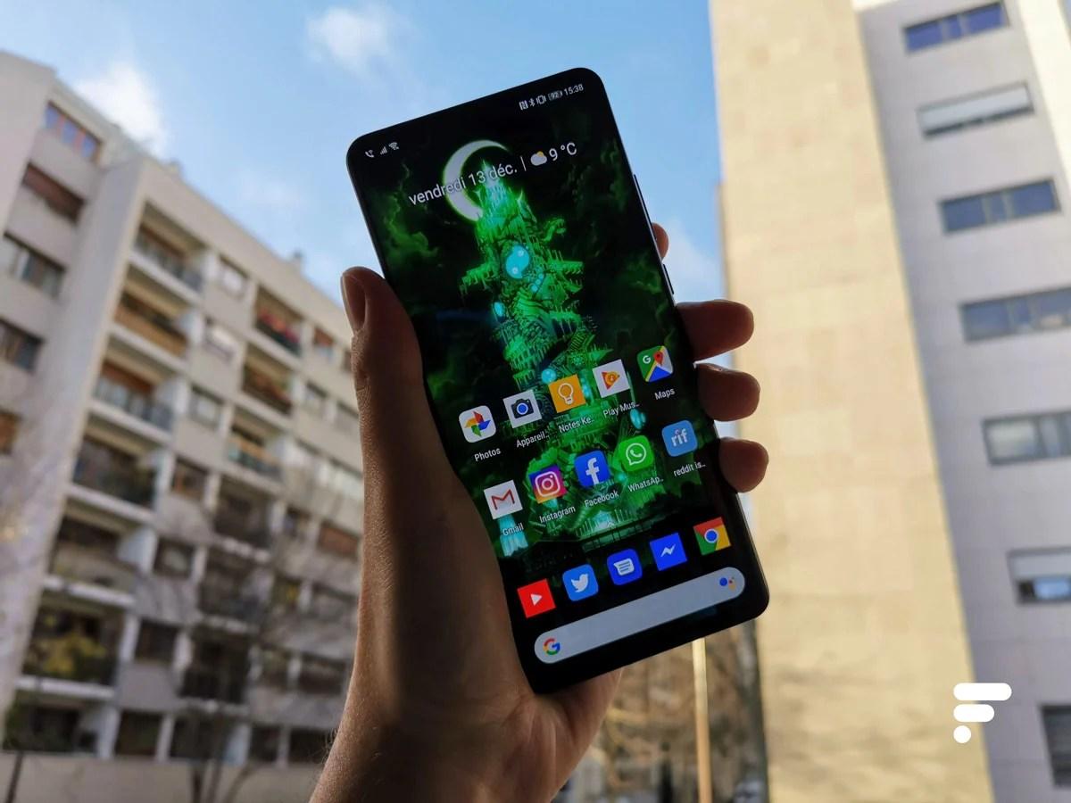 Six mois avec le Huawei P30 Pro : la crise américaine ? Aucun problème
