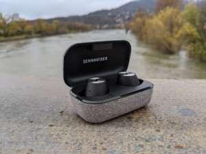Test des Sennheiser Momentum True Wireless : copie propre pour les premiers écouteurs sans-fil de Sennheiser