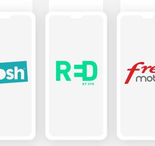 Sosh, RED et Free: les derniers forfaits mobile à petit prix pour Noël