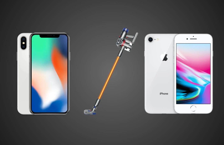 Pensez aux produits reconditionnés pour vos cadeaux de Noël: l'iPhone X est à partir de 493 euros