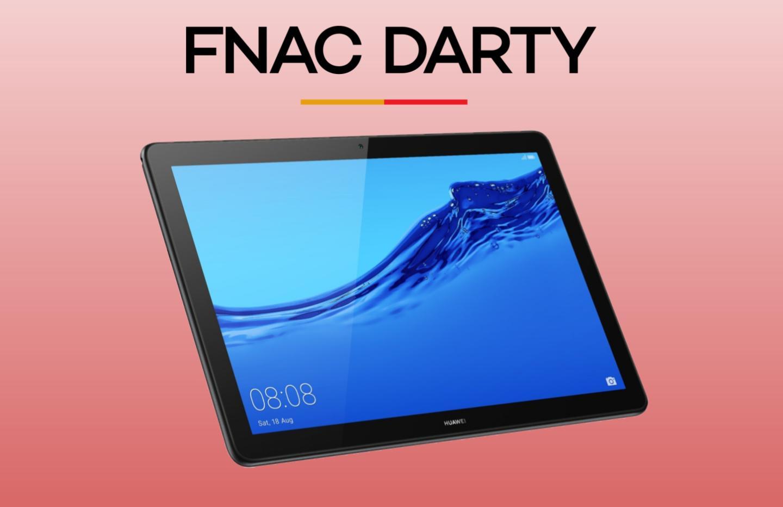 À la recherche d'une tablette Android pour Noël ? Voici deux tablettes Huawei en promotion chez la Fnac
