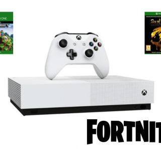 La Xbox One S All Digital gratuite avec l'achat d'un PC, ou 99 euros