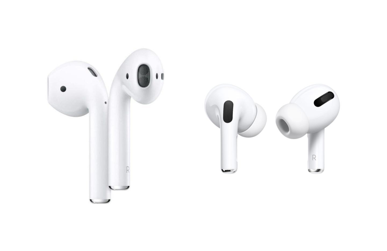 Jusqu'à 50euros de réduction sur les AirPods2 et les AirPods Pro d'Apple