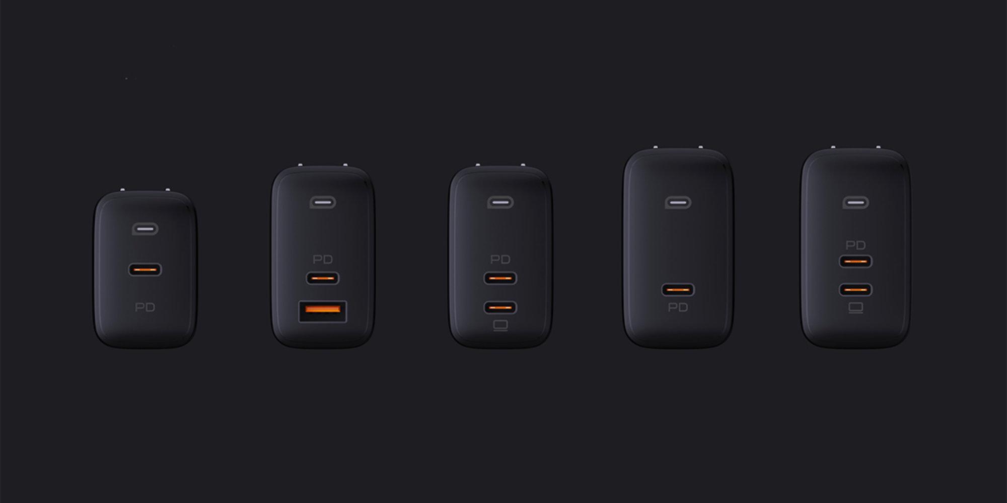 Anker, Aukey et Belkin présentent de nouveaux chargeurs pour nos smartphones, PC, MacBook et iPhone