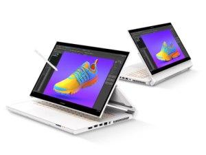 Acer Concept D 7 Ezel: l'ordinateur portable 15 pouces à l'écran libre comme l'air