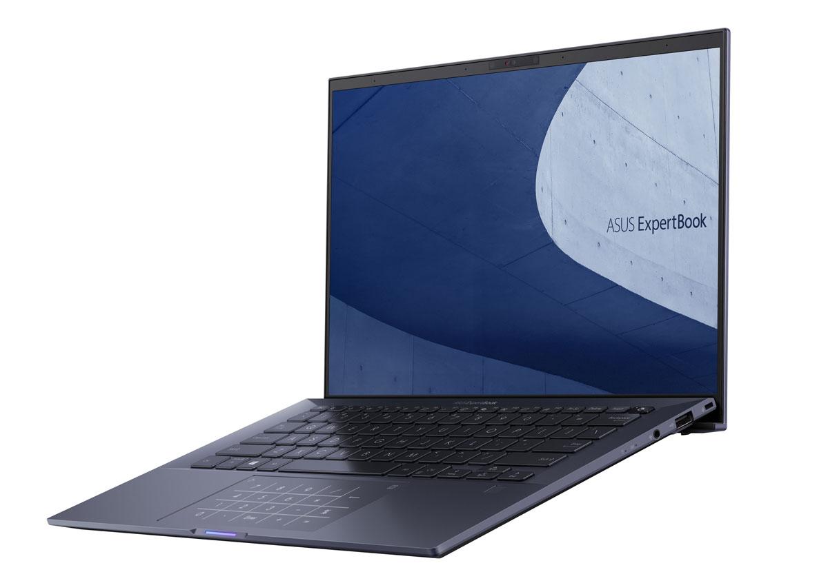 Asus ExpertBook B9450FA : 880 grammes, 14,9 mm et 24 heures d'autonomie