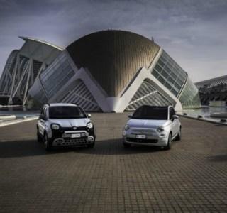 Fiat dit oui à l'hybride : ses citadines 500 et Panda y auront le droit dès 2020