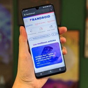 Google pourrait proposer des captures d'écran déroulantes sur Android grâce à Chrome