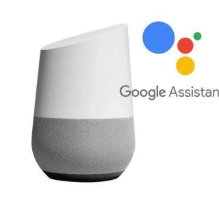L'enceinte Google Home est à moitié prix pendant les soldes d'hiver 2020