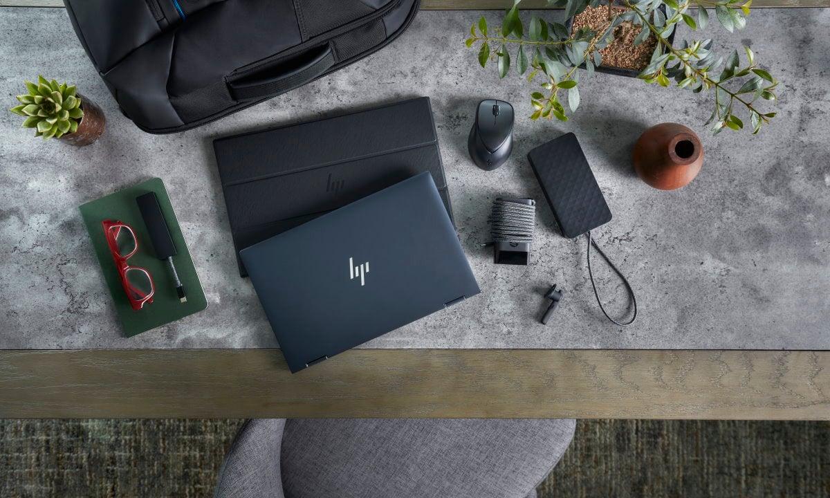 HP présente la meilleure initiative du CES 2020 : un ultrabook recyclé