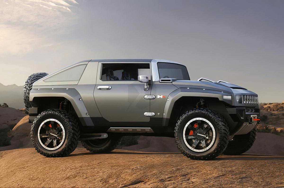 Hummer : tel un phénix, la marque renaîtrait de ses cendres avec des pick-up et SUV électriques