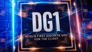 Intel présente le Xe DG1, son prochain processeur graphique pour les jeux