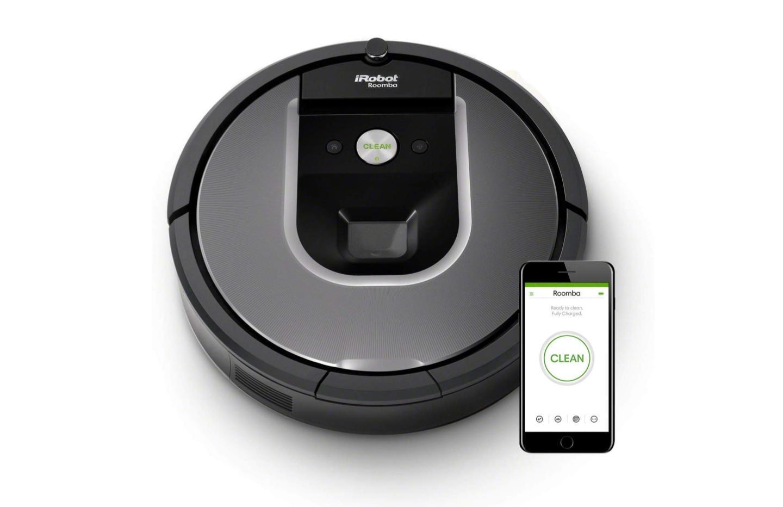 L'aspirateur iRobot Roomba 960 avec 250 euros de réduction, vendu et expédié par Amazon