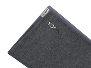 Lenovo Yoga Slim 7 : AMD Ryzen, encoche inversée et châssis en tissu au CES 2020
