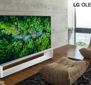LG dévoile ses téléviseurs 8K de 2020, compatibles HomeKit et AirPlay 2