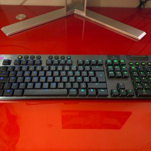 Le prix du clavier mécanique Logitech G915 chute sous les 220 euros
