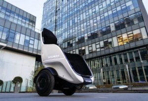 Segway présente S-Pod : un étrange siège roulant filant à 38 km/h