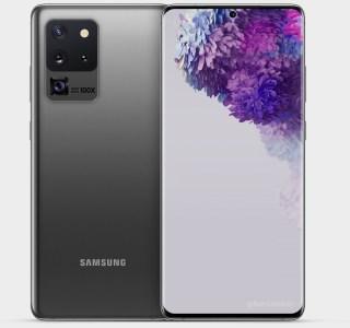 Le Samsung Galaxy S20 Ultra profiterait d'un zoom 100x, voilà son module photo arrière