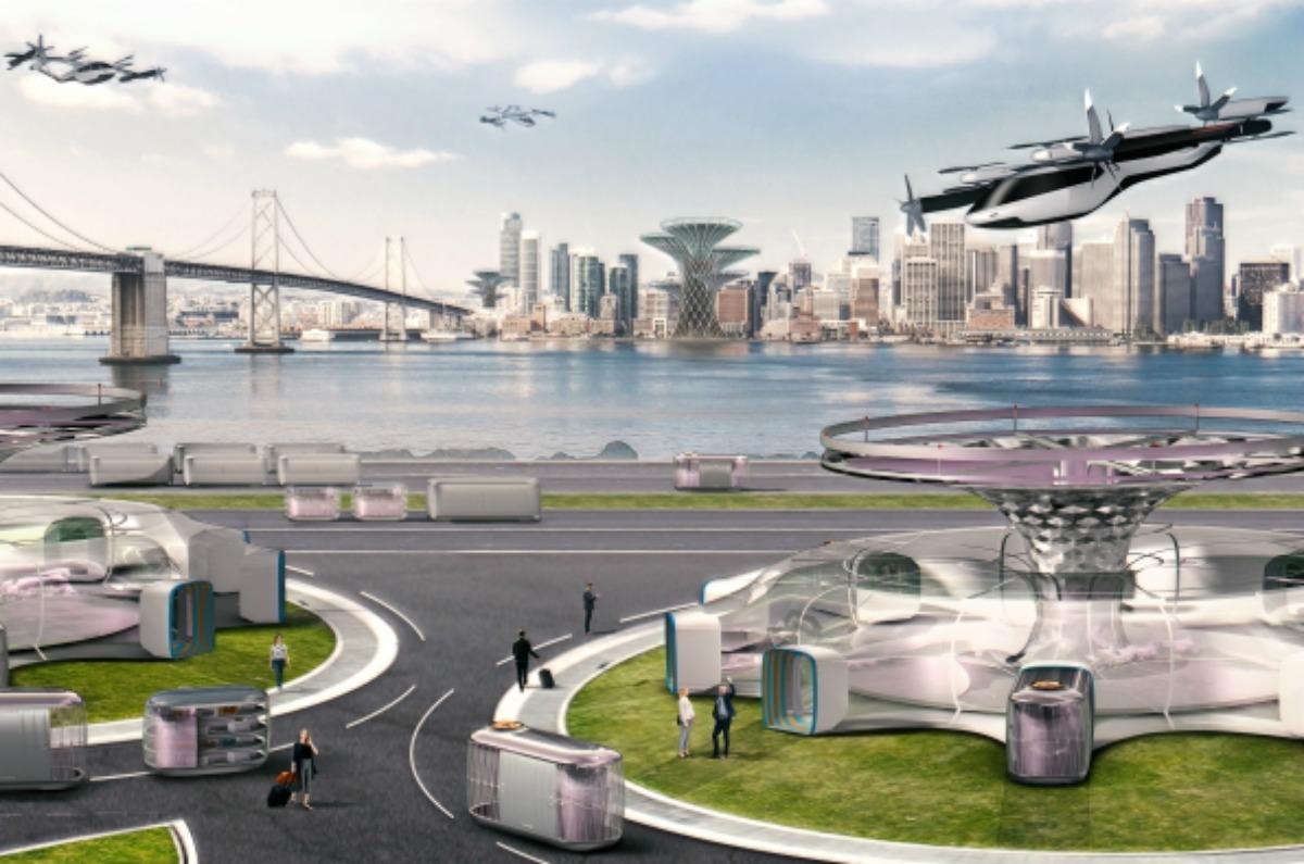 Taxis volants et véhicules autonomes : Uber et Hyundai présentent leur vision de la mobilité urbaine