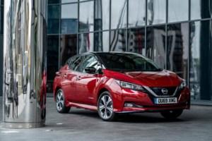 Uber : 2000 Nissan Leaf électriques pour réduire son empreinte carbone à Londres