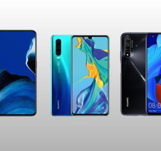 Jours barrés : les Huawei P30 et Oppo Reno 2 sont en promotion chez Bouygues Télécom