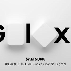 Samsung Galaxy S20 : voici la vidéo de teaser officielle du Galaxy Unpacked