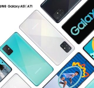 Samsung Galaxy A51 et A71 : voici leur prix et leur date de sortie en France