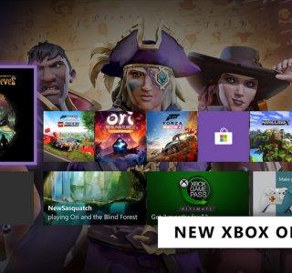 Xbox One : Microsoft lance une nouvelle interface à tester pour les Insiders