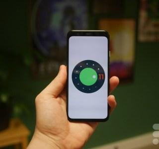 Android 11: tapotez le dos du smartphone pour lancer Google Assistant