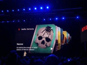Netflix annonce l'arrivée de contenus exclusifs sur les smartphones Samsung
