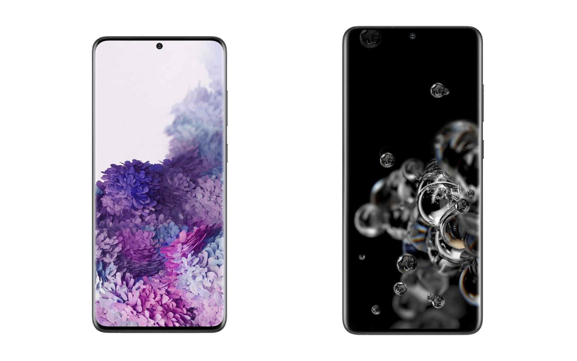 Samsung Galaxy S20 Plus vs S20 Ultra : quelles différences pour 350 euros ?