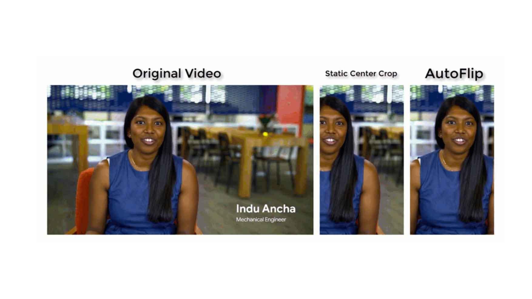 Google utilise l'IA pour cadrer vos vidéos à la perfection dans tous les formats