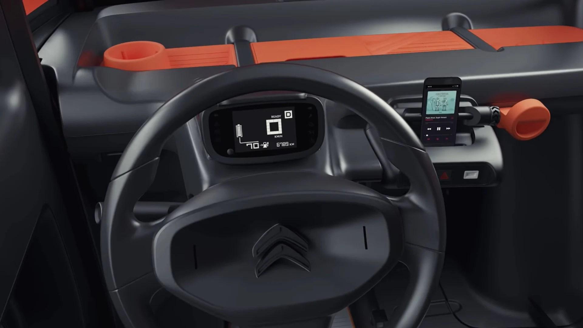Citroën Ami, usine de Huawei en France et refonte de Netflix sur Chromecast – Tech'spresso