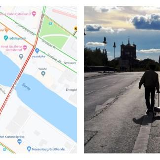 Google Maps: comment créer un faux embouteillage avec 99 smartphones et un chariot