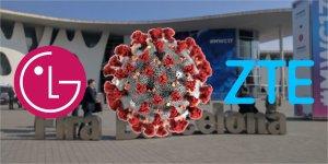 Coronavirus : LG et ZTE annulent leurs conférences au MWC 2020
