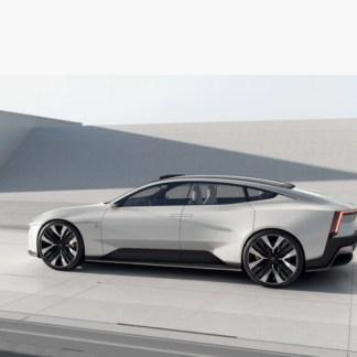 Polestar Precept: ce beau concept électrique sous Android débarquera sur nos routes