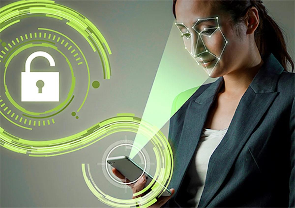 La reconnaissance de peau en développement pour les smartphones Android