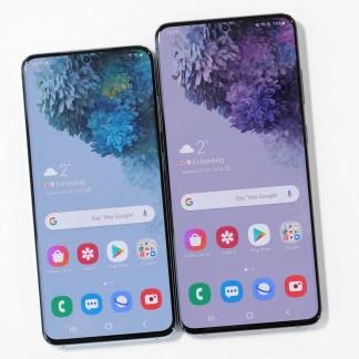 Notre prise en main des Samsung Galaxy S20 et S20+ : deux smartphones pour une belle promesse
