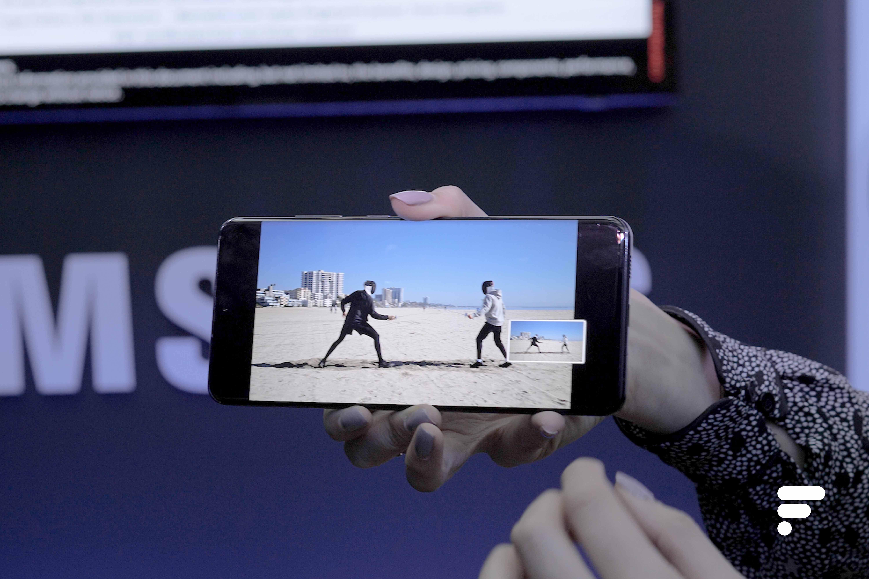 Samsung Galaxy S20 : oui, filmer en 8K prend de la place… mais pas tant que cela