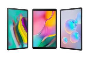 Galaxy Tab A, S5e et S6: déstockage pour toutes les tablettes Samsung