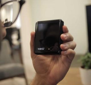 Galaxy Z Flip 2 : Samsung réfléchit à proposer un écran externe plus grand