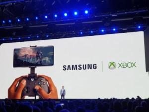 xCloud sur votre Galaxy S20 ? Samsung et Microsoft s'associent sur le cloud gaming