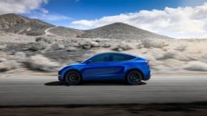 Tesla Model Y: son intérieur cache une trappe secrète sous le coffre
