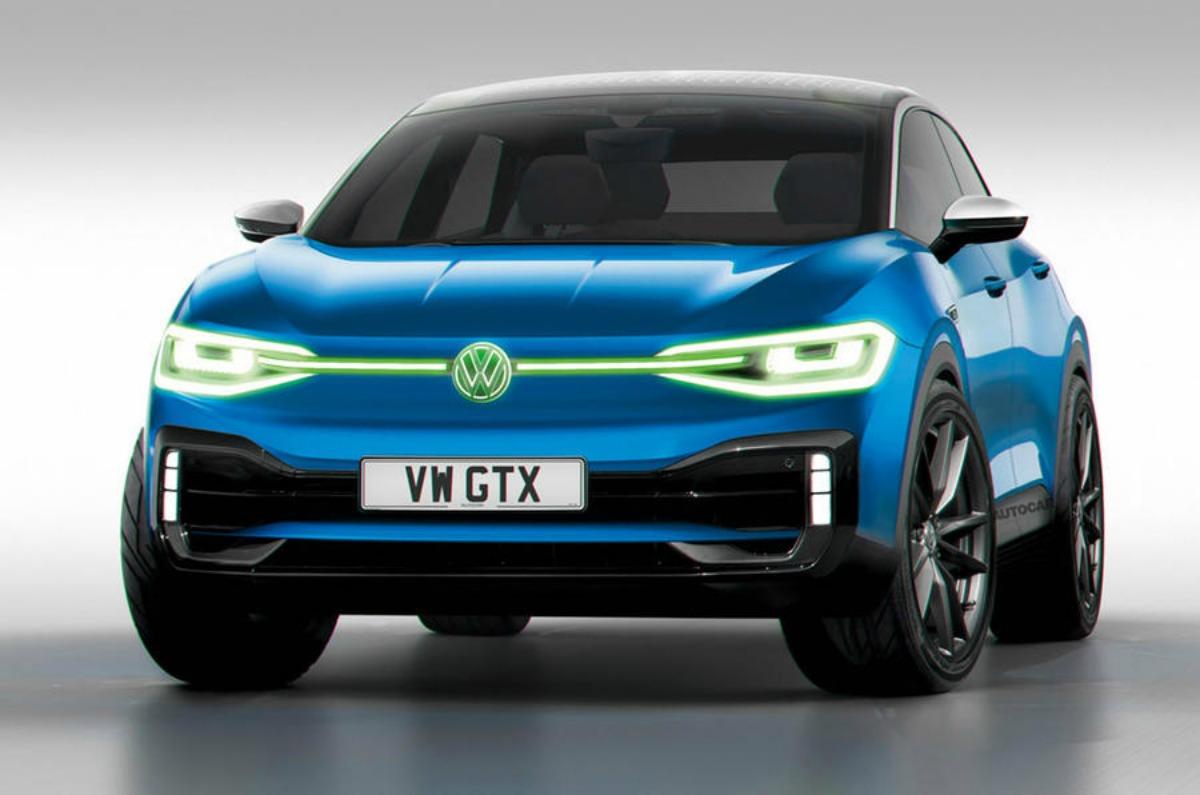 Volkswagen ID.4 : une version plus sportive du SUV électrique serait en approche